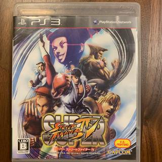 プレイステーション3(PlayStation3)のスーパーストリートファイターIV PS3(家庭用ゲームソフト)