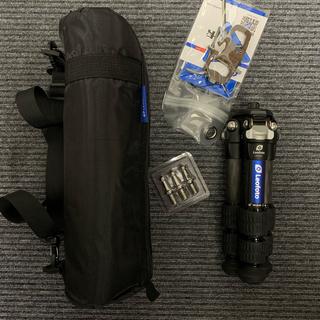 【新品】LEOFOTOミニカーボン三脚 ls-223c +LH25自由雲台セット(その他)