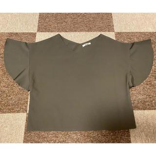 シマムラ(しまむら)のトップス カットソー シャツ(シャツ/ブラウス(半袖/袖なし))