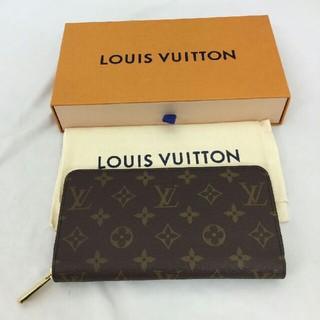 ルイヴィトン(LOUIS VUITTON)のLOUIS VUITTON ジッピーウォレット 正規品(長財布)