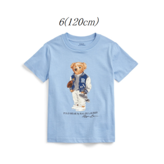 Ralph Lauren - Ralph Lauren フットボール ベア コットン Tシャツ 6