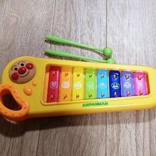 アンパンマン 鉄琴(楽器のおもちゃ)