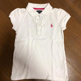 ポロラルフローレン(POLO RALPH LAUREN)のラルフローレン ポロシャツ120(Tシャツ/カットソー)