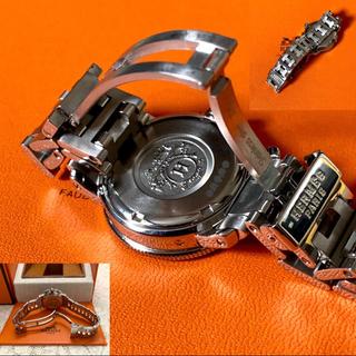 エルメス(Hermes)のHERMES/エルメス 腕時計 クリッパーダイバーCL5.210 ネイビー(腕時計)