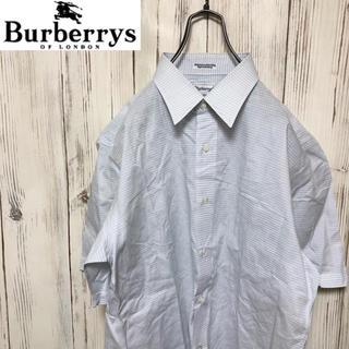 バーバリー(BURBERRY)の【希少】Burberrys バーバリーズ 爽やか BDシャツ 半袖(シャツ)