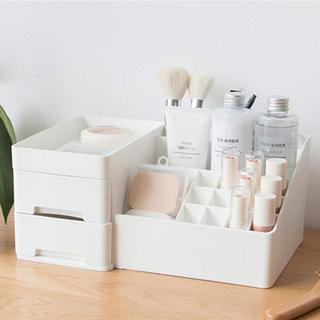 ◆ 化粧品 収納ボックス * コスメボックス 小物入れ ◆ (ケース/ボックス)