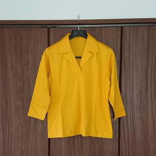 シャルレ(シャルレ)のシャルレ 新品未使用品 8分袖Tシャツ(Tシャツ(長袖/七分))
