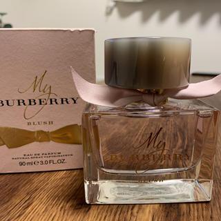 バーバリー(BURBERRY)の《新品》マイバーバリー ブラッシュ オードパルファム 90ml(香水(女性用))