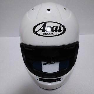 アライ RX-RR4 ヘルメット本体 Mサイズ(ヘルメット/シールド)