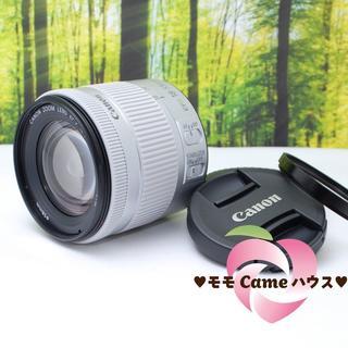 キヤノン(Canon)のキヤノン新型レンズ☆EF-S 18-55㎜ STM手振れ補正つき☆853-1(レンズ(ズーム))