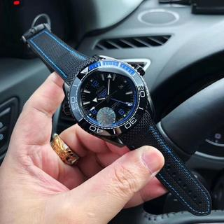 OMEGA - オメガ GMT ディープブラック 600M  自動巻