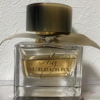 バーバリー(BURBERRY)のマイバーバリー  オードパルファム 50ml(香水(女性用))