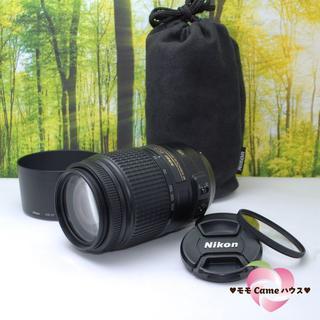 ニコン(Nikon)のニコン超望遠レンズ☆AF-S DX 55-300mm手ブレ補正つき☆855-1(レンズ(ズーム))