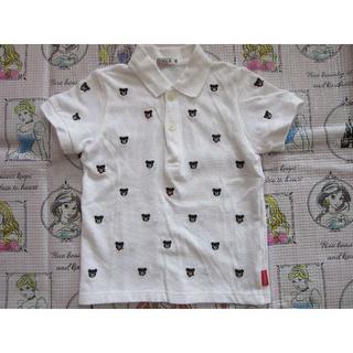 ダブルビー(DOUBLE.B)の美品 ダブルB 100センチ(Tシャツ/カットソー)