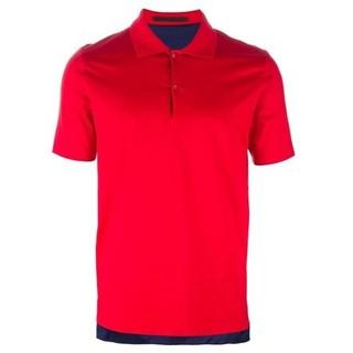 バレンシアガ(Balenciaga)のBALENCIAGA バレンシアガ リバーシブル ポロシャツ(ポロシャツ)