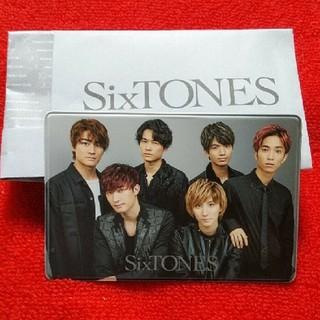 SixTONES(アイドルグッズ)
