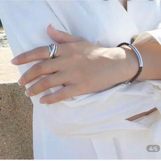 ザラ(ZARA)の指輪 シルバー925 新品、未使用 リング silver (リング(指輪))
