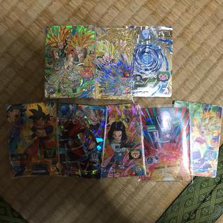 ドラゴンボール(ドラゴンボール)のスーパードラゴンボールヒーローズ SRとCPのカードのまとめ売り‼️(シングルカード)