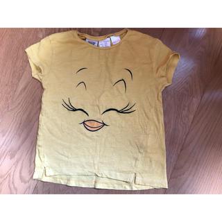 ザラキッズ(ZARA KIDS)のトゥイーティーTシャツ(Tシャツ/カットソー)