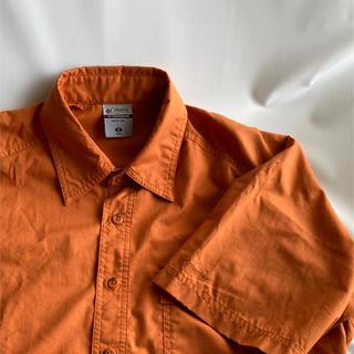 コロンビア(Columbia)の登山 アウトドア 釣り 山 半袖シャツ(登山用品)
