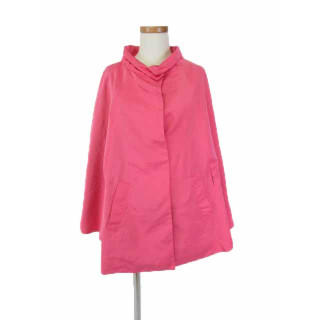 ジェイダ(GYDA)の新品 トレンチコート ジャケット ポンチョ ピンク(トレンチコート)