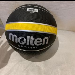 モルテン(molten)のMOLTEN バスケットボール 黒 GR6(バスケットボール)