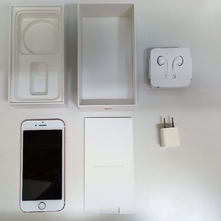 アイフォン7 128g シムフリー ジャンク(スマートフォン本体)