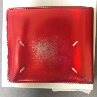 マルタンマルジェラ(Maison Martin Margiela)のマルジェラ 2つ折財布(折り財布)