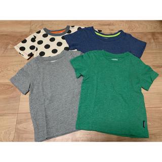 Tシャツ 4枚セット 110
