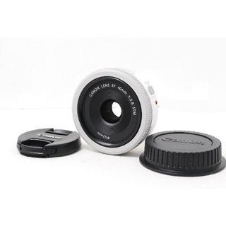 キヤノン(Canon)の★美品★キャノン Canon EF 40mm F2.8 STM(レンズ(単焦点))
