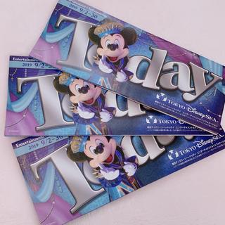 ディズニー(Disney)の ディズニーシー ミッキーマウス Today(印刷物)