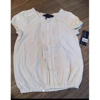 ポロラルフローレン(POLO RALPH LAUREN)のラルフローレン 女の子 110  120   半袖 キッズ フォーマル(Tシャツ/カットソー)