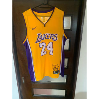 ナイキ(NIKE)のNBA ユニフォーム レイカーズ コービーブライアント(バスケットボール)