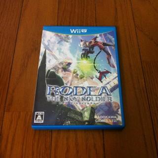 ウィーユー(Wii U)のWiiU ロデア ザ スカイソルジャー(家庭用ゲームソフト)