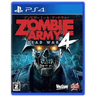 プレイステーション4(PlayStation4)のZombie Army 4: Dead War - PS4 (家庭用ゲームソフト)
