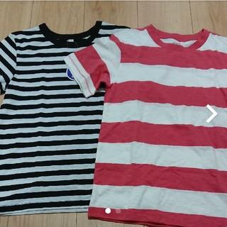 ニシマツヤ(西松屋)のボーダー Tシャツセット(Tシャツ/カットソー)
