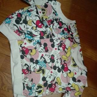 ディズニー(Disney)のミッキートレーナ セット 95 100(Tシャツ/カットソー)