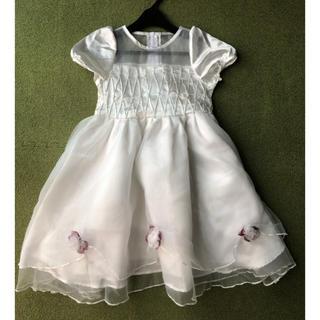 子供用 白ドレス(ドレス/フォーマル)