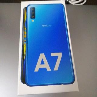 ギャラクシー(Galaxy)のGalaxy A7 新品 未開封(スマートフォン本体)