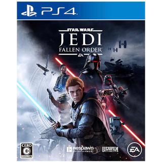 プレイステーション4(PlayStation4)のStar Wars ジェダイ:フォールン・オーダー - PS4(家庭用ゲームソフト)