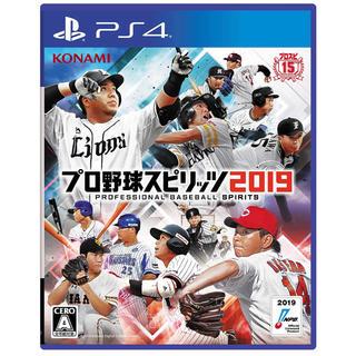 プレイステーション4(PlayStation4)のPS4:プロ野球スピリッツ2019(家庭用ゲームソフト)