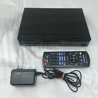 パナソニック(Panasonic)のPanasonic DMP-BD85-K ブルーレイDVD プレイヤー(ブルーレイプレイヤー)