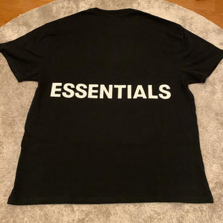 FEAR OF GOD - FOG ESSENTIALS LOGO TEE FEAR OF GOD Tシャツ