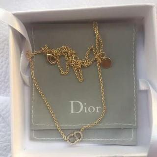 Dior - Diorネックレスです