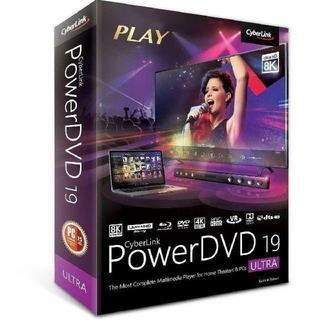 POWERDVD19 おまけソフト付き(ノートPC)