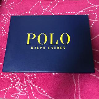 ポロラルフローレン(POLO RALPH LAUREN)のPOLO 箱(ショップ袋)