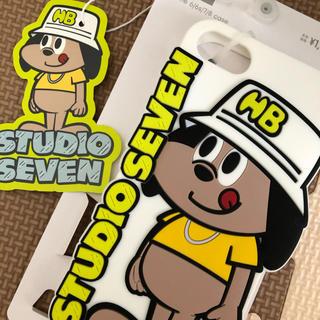ジーユー(GU)のHB君 GU STUDIO SEVEN iPhoneケース(iPhoneケース)