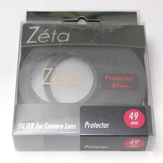 Kenko ケンコー Zéta レンズ保護プロテクター 49mm(フィルター)