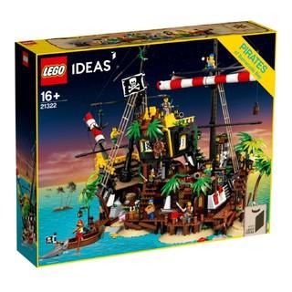 レゴ(Lego)のLEGO レゴ アイデア idea  21322 赤ひげ船長の海賊島(積み木/ブロック)