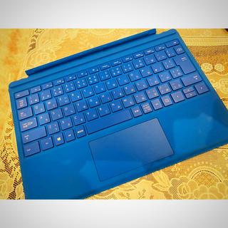 マイクロソフト(Microsoft)のsurface pro キーボード(PC周辺機器)